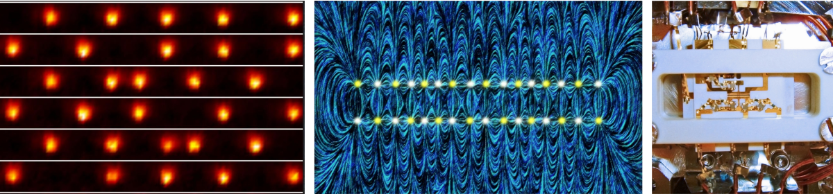 Quantum Information with Trapped Ions
